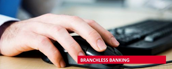 Branchless Banking